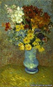 Yellow of Van Gogh ゴッホの黄色