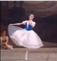 Young Zakharova若いザハロワ