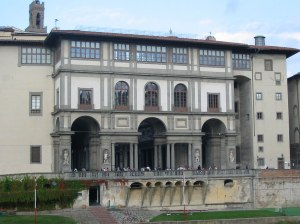 Image: Uffizi Gallery;