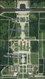 Vaux le Vicomte Garden 2014